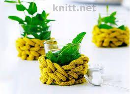 Картинки по запросу плетение толстым шнуром