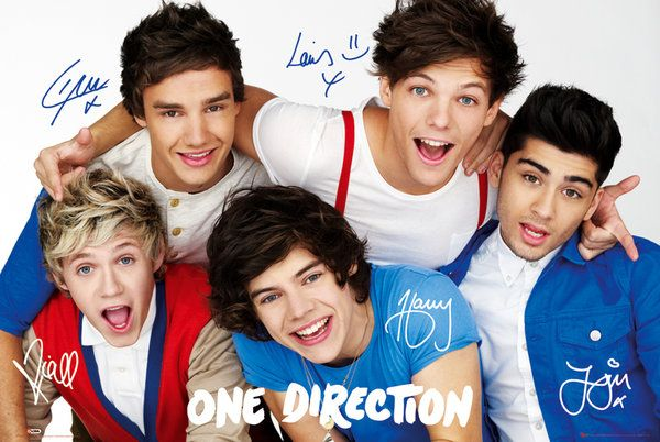 One Direction - The Conditions To Become A Star - Wisdom's Webzine ...