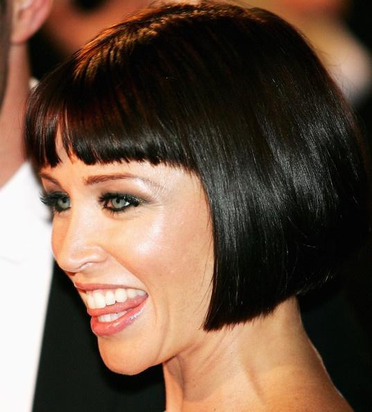 Dannii Minogue Bob - Bob Lookbook - StyleBistro