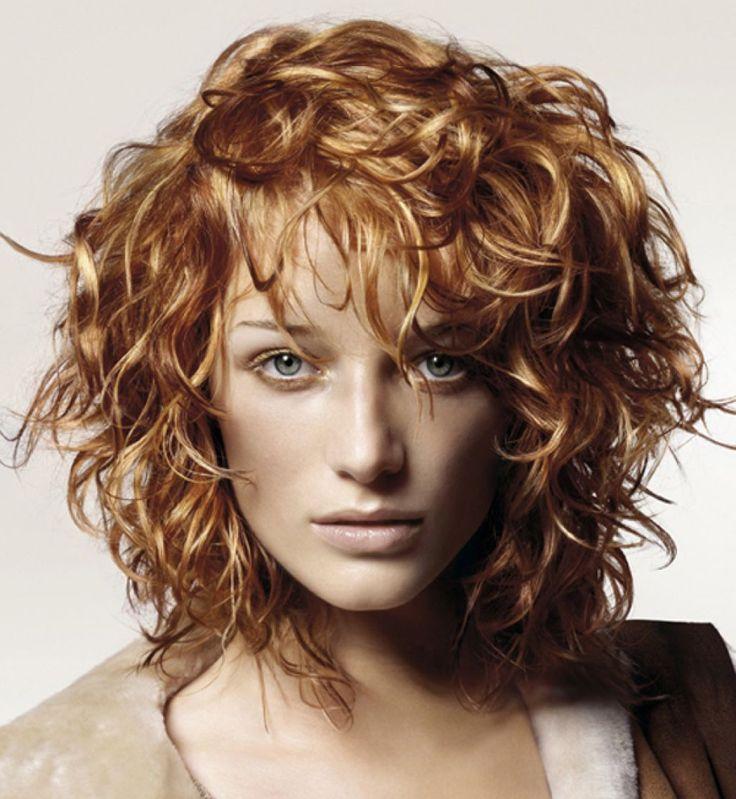 chi curly hair cut | 35 tagli di capelli corti ricci: sbarazzini, simpatici ed originali ...