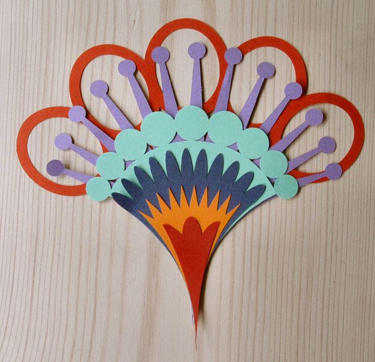29 best kids crafts poland images on pinterest poland 4 for Flower heads for crafts
