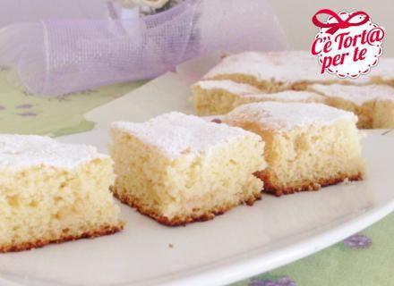 Ecco un modo diverso di preparare la classica #TortaDiMele.   Scopri la ricetta...