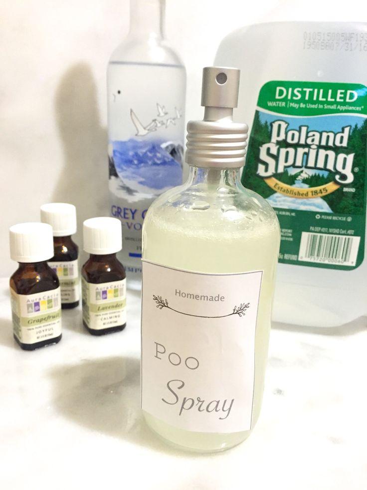 Best 25 Poop Spray Ideas On Pinterest Bathroom Freshener Air Freshener For Home And Homemade