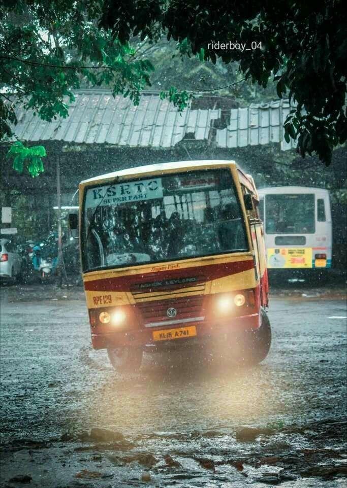 Ksrtc Knply Kerala India Kerala
