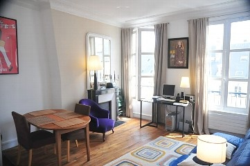 6th Arrondissement St Germain des Pres vacation apartment rental: Quiet and elegant apartment in Saint Germain des Prés