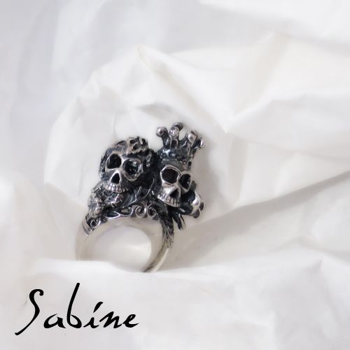 Sterling silver crown pirate $180 (order it in your size) www.sabinejewellery.com.au