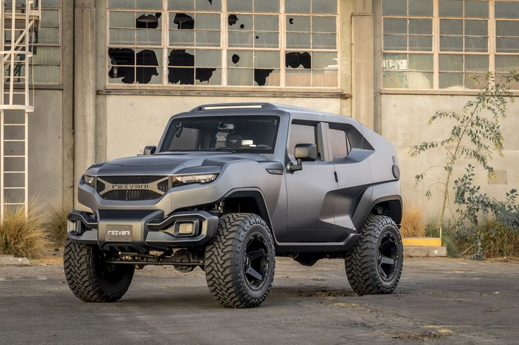 Image result for Rezvani's Superb Jeep