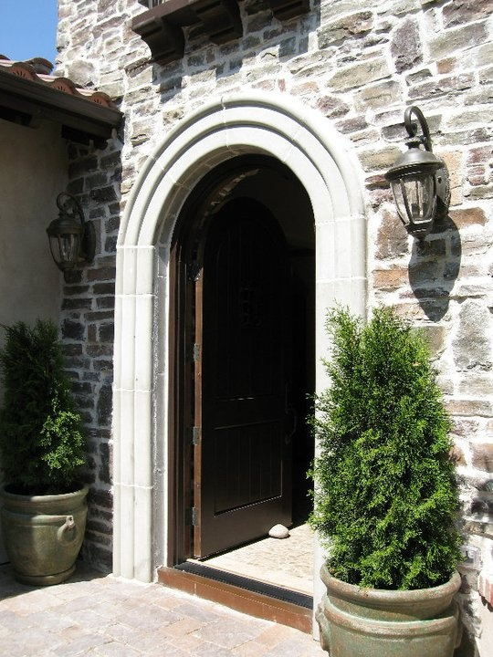 Door Surrounds E Amp C Precast Concrete Inc Garage Doors