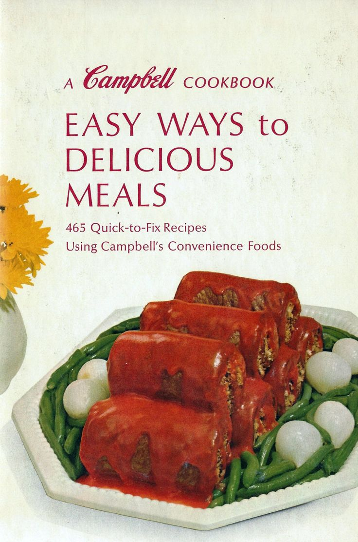 Campbell Kitchen Recipe 17 Best Images About Very Vtg Kitchen Campbells On Pinterest