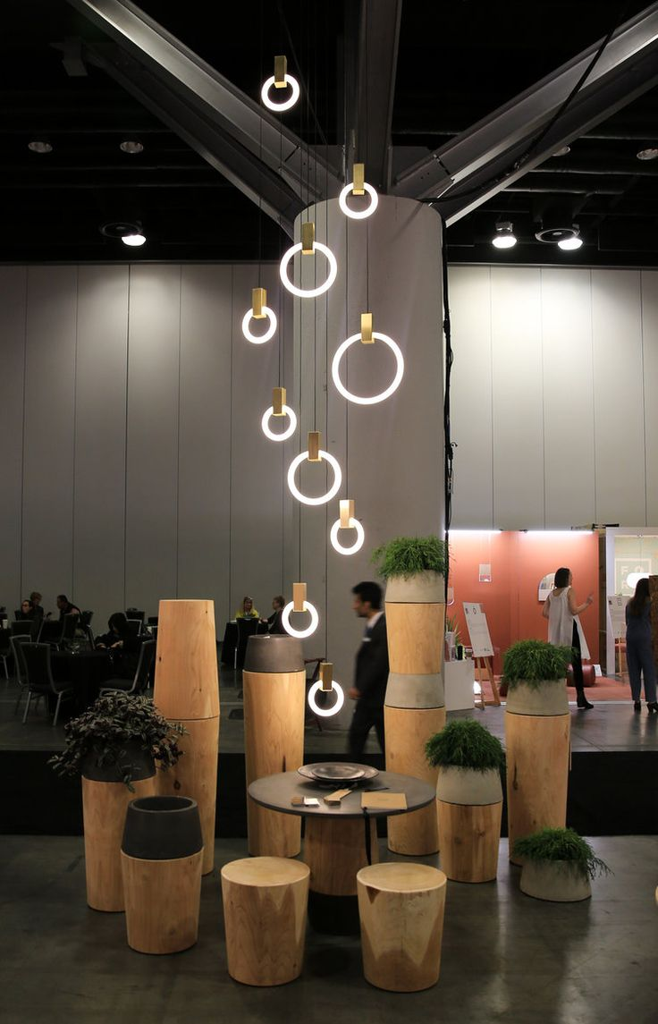 Lighting designed by Matthew McCormick at IDS West 2016