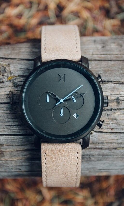 MVMT Watches // Join the movement.                                                                                                                                                      More