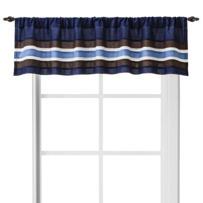 Boys Room Target Castle Hill Surf Baby Window Valance