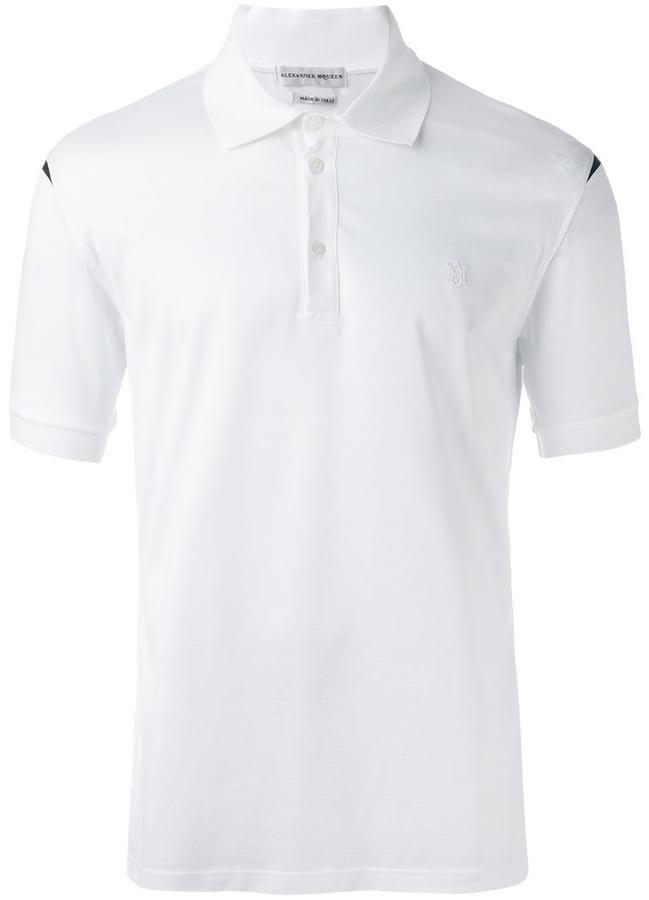 Alexander McQueen classic polo shirt