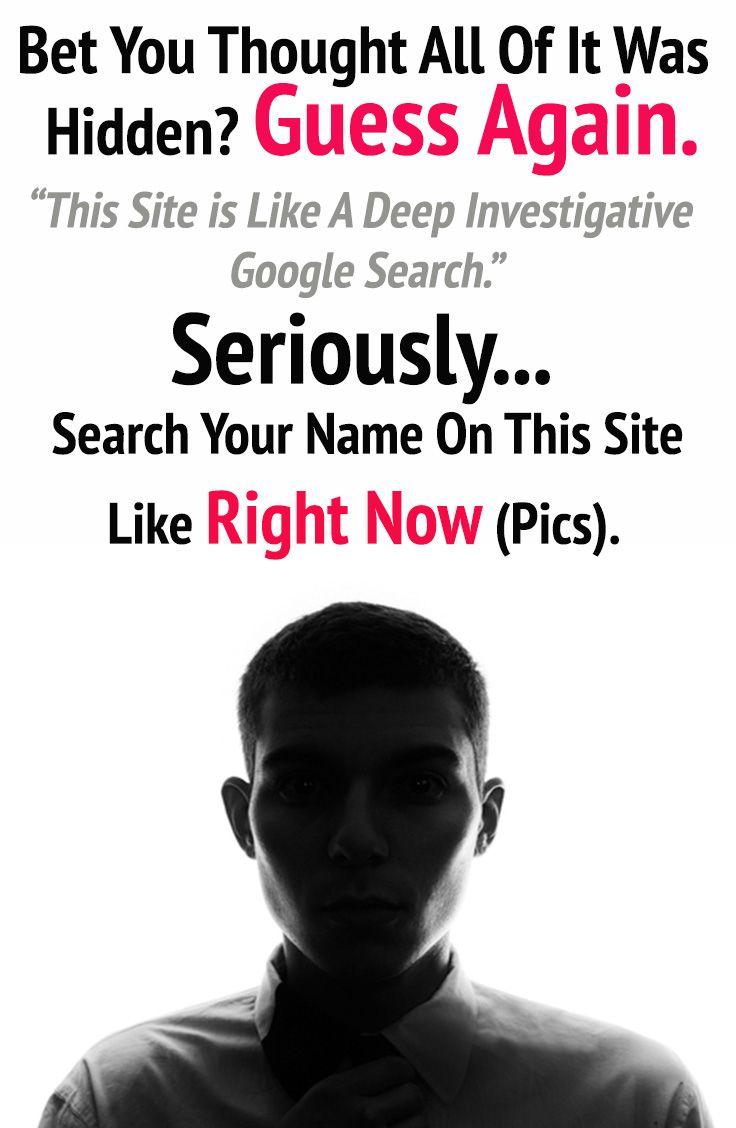 hidden online profiles