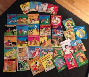 De gode gamle Pixi Bøger