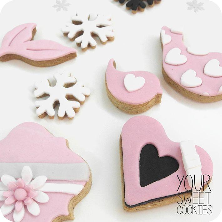Decorative Cookies http://instagram.com/yoursweetcookiess