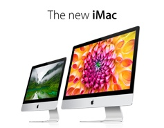 The new iMac.