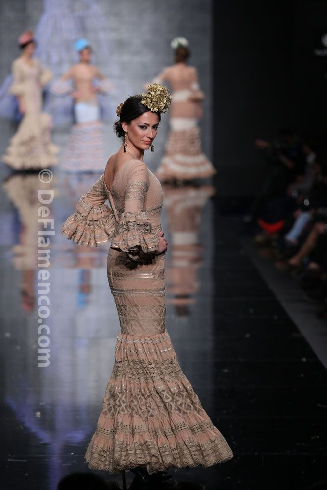 Fotografías Moda Flamenca - Simof 2014 - Hermanas Serrano 'Sueños' Simof 2014 - Foto 16