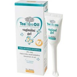 Dr. Müller Tea Tree Oil vaginální gel 7 x 7,5 g