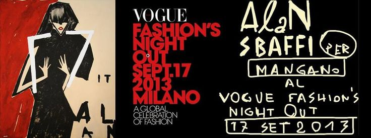 Vogue Fashion's Night Out 2013
