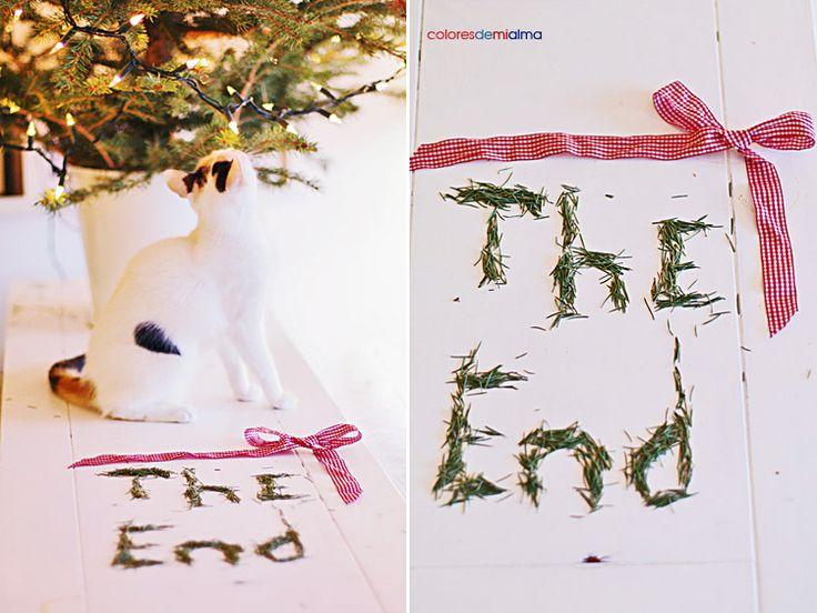 christmas tree is over