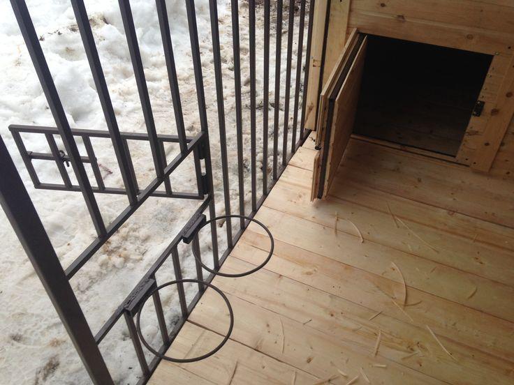 Enclosure for dogs,house for dog. Вольер для собаки от компании ФрендХом.