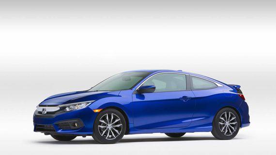 Купе Honda Civic Coupe 2016 / Хонда Сивик Купе 2016