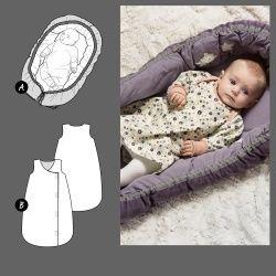 Babynest og sovepose
