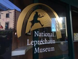 National Leprechaun Museum, Dublin, Ireland
