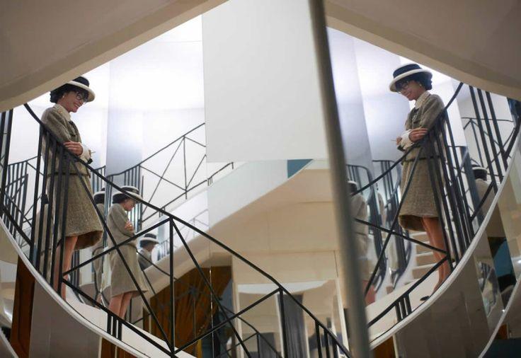 Karl Lagerfeld's New Film Traces Coco Chanel's 1954 Comeback