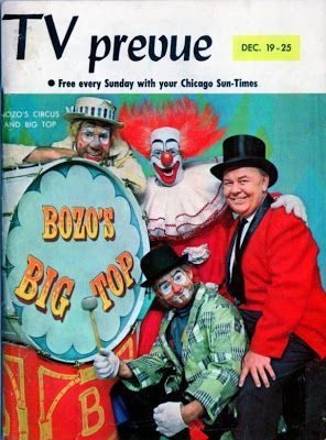 bozo's circus | ... labels 10 flag all bozo the clown bozo s circus classic chicago kids