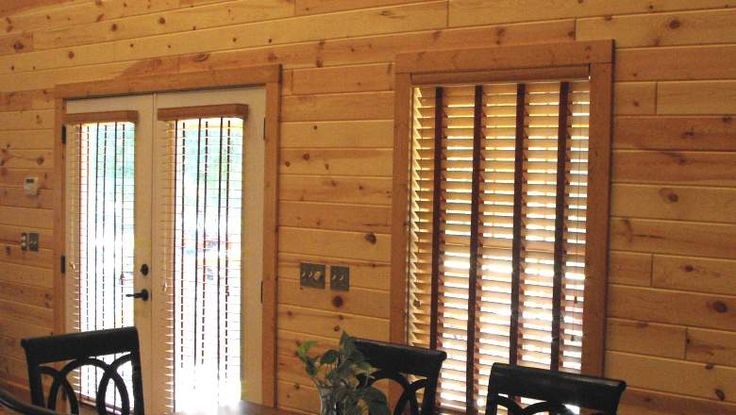 Interior Pine Paneling Clear Uv Finish Cottage