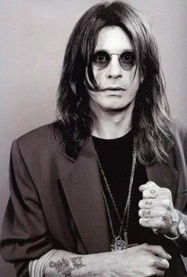 Ozzy Osbourne-Black Sabbath - Def Leppard and Rockstar Photographs