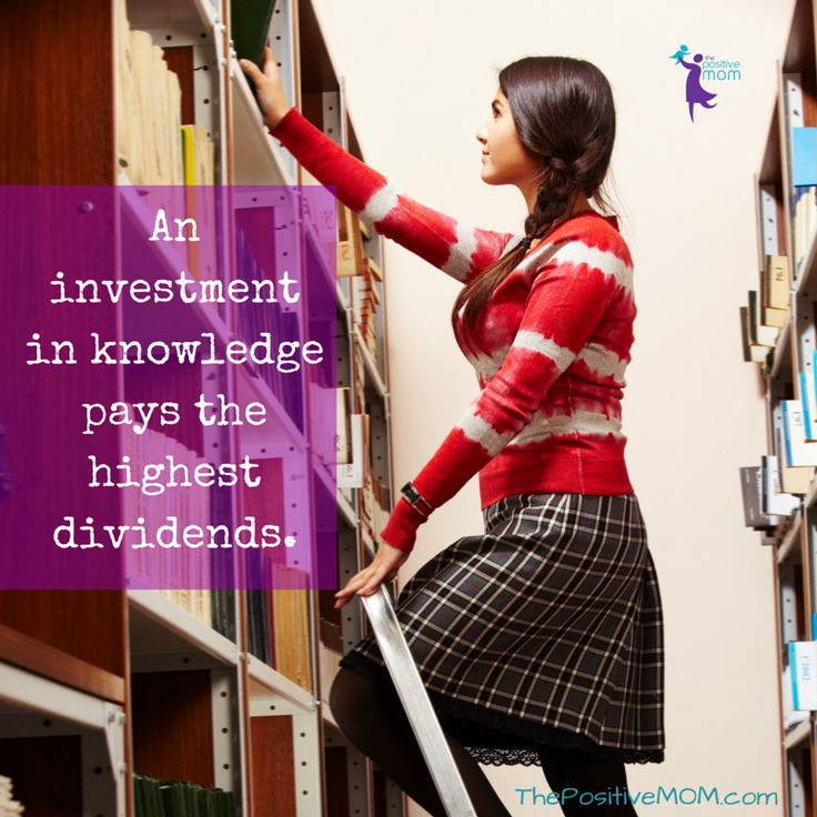 An investment in knowledge pays the highest dividends   Benjamin Franklin