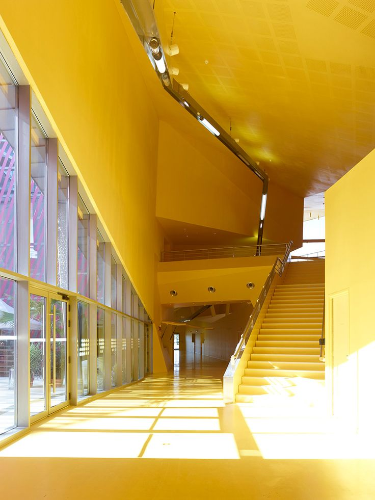 paloma music complex in nimes by tetrarc architectes