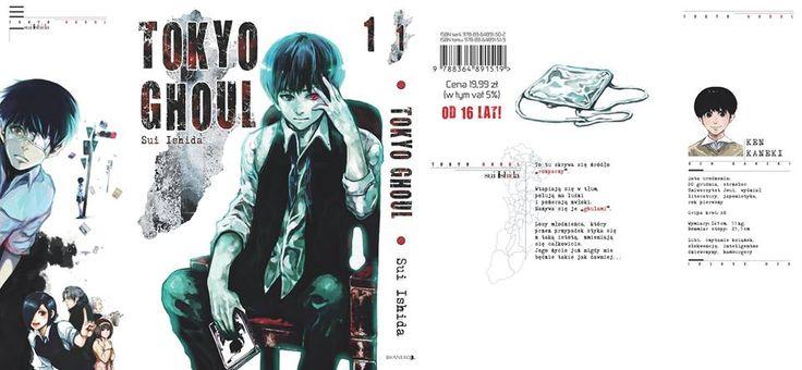 Tokyo Ghoul # 1 premiera 15 kwietnia 2015