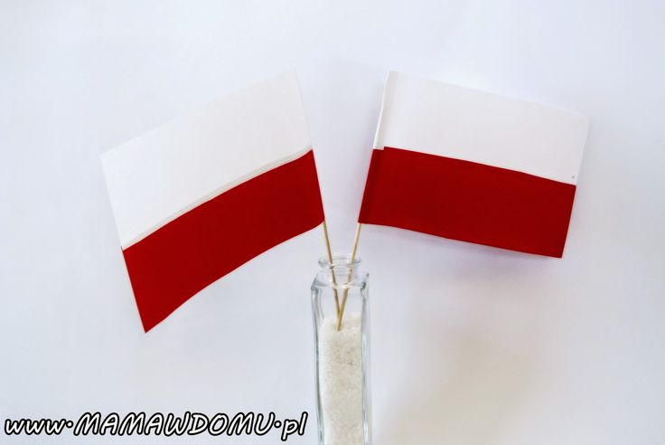 jak zrobić flagę