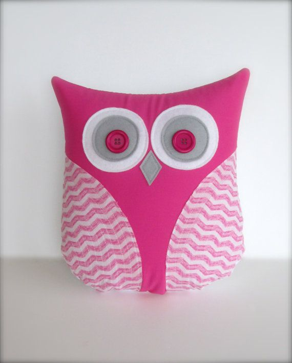 owl pillow grey and blue chevron pillow mist by whimsysweetwhimsy ideas for chloe owl pillow. Black Bedroom Furniture Sets. Home Design Ideas