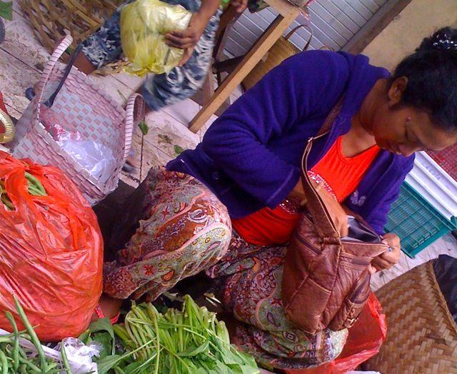 Paisley works! Ubud Market Bali
