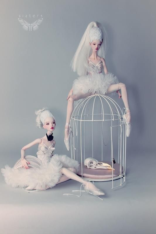 die besten 25 bjd dolls ideen auf pinterest bjd. Black Bedroom Furniture Sets. Home Design Ideas