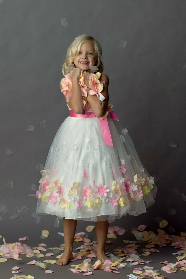 Blush Kids Inc. - Watters 44268 - Little Girls Party Dress WA44268 ...