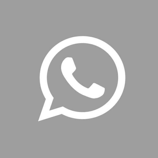 Icono De Whatsapp Blanco Png Whatsapp Icono De Whatsapp Elemento De Diseno De Whatsapp Png Y Vector Para Descargar Gratis Pngtree App Icon Social Media Icons Vector Ios App Icon