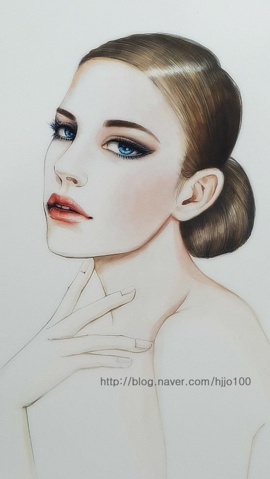 fashion illust#fashion illustration#fashion drawing#패션일러스트#패션드로잉#아트앤조