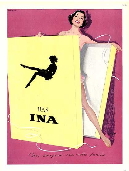 Ina Silk Stockings