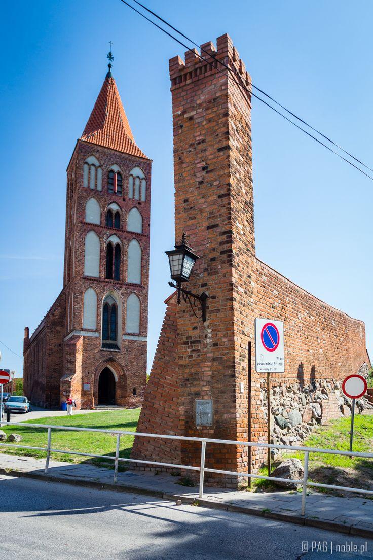 XIII wieczny kościół św. Ducha (XIII c. Holy Spirit Church) in Chełmno (Culm), Poland