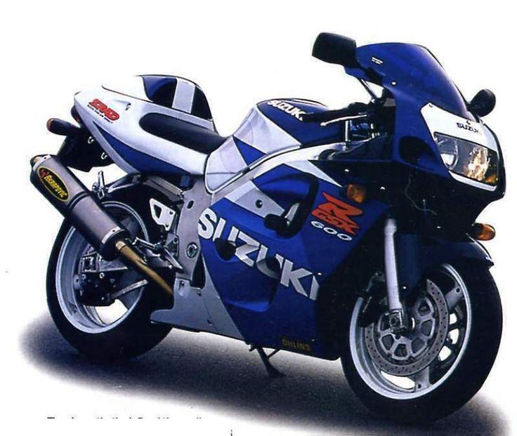Suzuki Gsxr Nada Value
