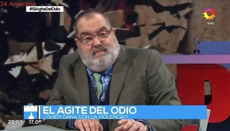 El programa de Jorge Lanata: un editorial sobre la violencia política, los mapuches y las escuelas en peligro