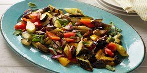 Grilled Ratatouille ~ Recipe courtesy of Bobby Flay