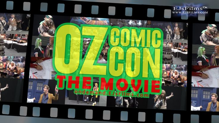 Oz Comic Con The Movie   Documentary   by EJsFilms.com  Oz Comic Con The Movie will take you on an epic adventure full of entertainment, cosplaying, comic's and art. officially filmed by EJsFilms EJsFilms.com  Previews: 2D: https://www.youtube.com/watch?v=H2l8mvQDW0M 3D: https://www.youtube.com/watch?v=xHualbxeF-A  All Rights to this Production belong to EJsFilms   www.EJsFilms.com UNAUTHORISED COPYING, PUBLIC DISPLAYING OR BROADCASTING(radio,tv,net) IS PROHIBITED. © 2017 EJsFilms™