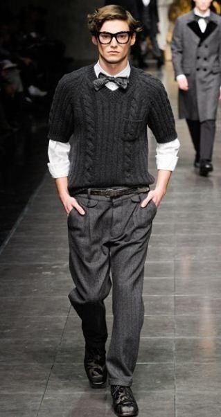 I maglioni maschili cool per l'inverno 2013 (Foto) | QNM